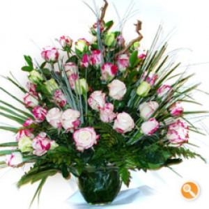 Jarra de rosas - Sweetness